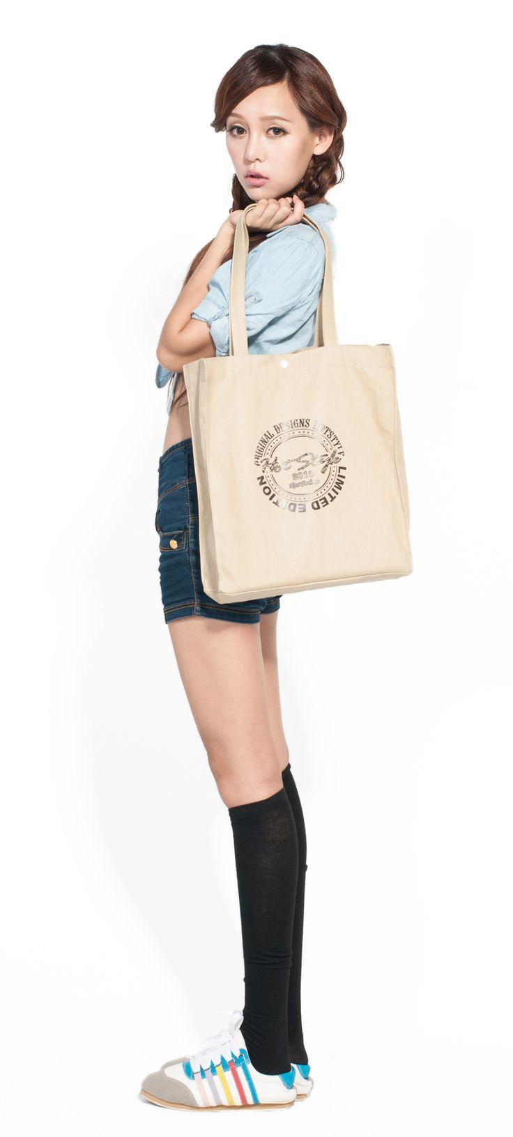 【新品 夏セール 712円OFF】Hotstyle  6色 エコバッグ ショルダーバッグ ショルダーバッグ レディース マザーズバッグ (888円)