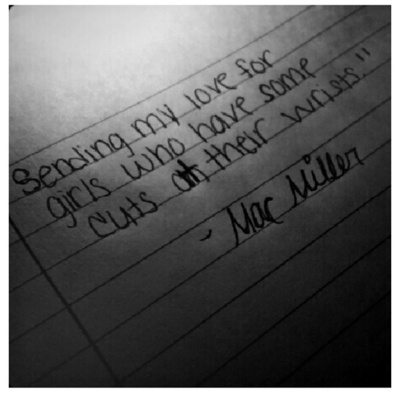mac miller quotes | Tumblr on We Heart It.