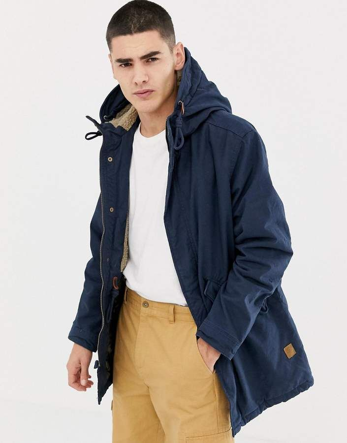 Jack /& Jones Mens Jorclan Parka