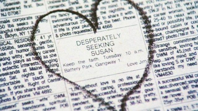 desperately seeking susan - Google Search