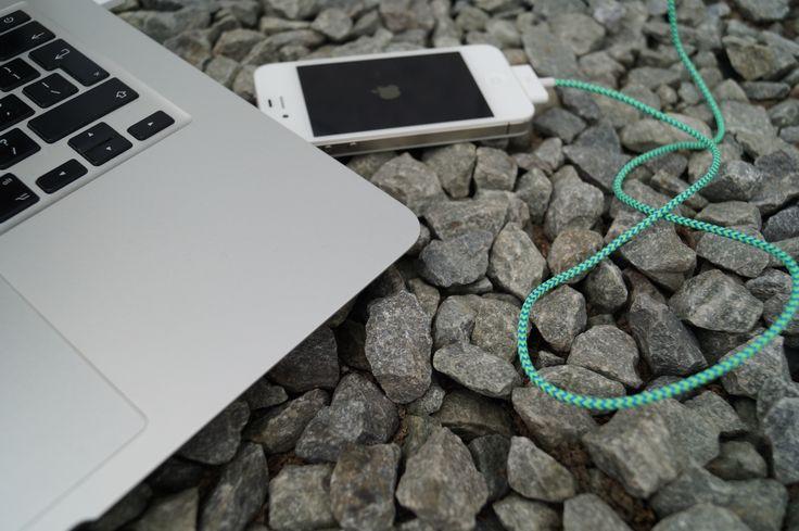 Kolorowe Kable USB