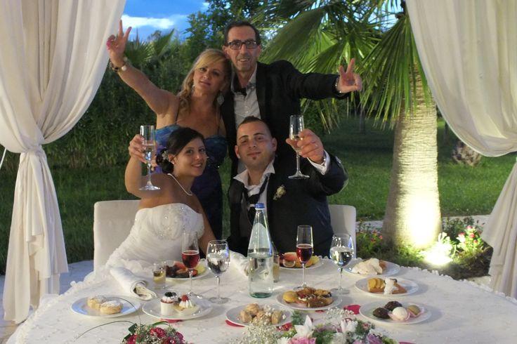 Paolo e Dalila Live musica per matrimonio lecce villa Marchesi Novoli http://www.sposieventi.com/paolo-e-dalila-live-musica-per-matrimoni