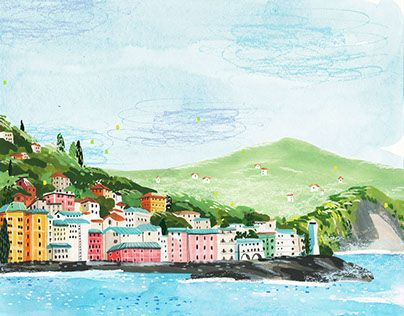 """Check out new work on my @Behance portfolio: """"trip to Italy."""" http://on.be.net/1IxSNKJ"""