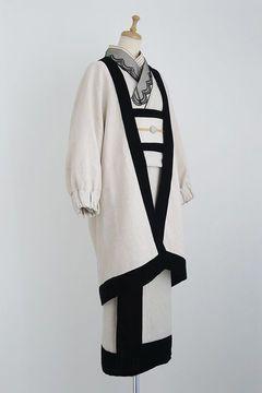 スタイリスト大森伃佑子による和と洋を織り交ぜた装いブランド「ドゥーブル メゾン」初のお披露目会開催の写真7