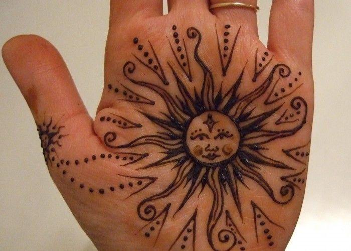 25 best ideas about sun henna tattoo on pinterest sun