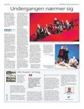 Kultursider fra Flensborg Avis i PDF-format. Se samlet oversigt her:  http://www.scribd.com/hdavidsen_1