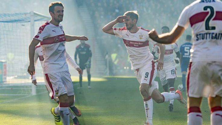 Der VfB Stuttgart steht, wie Hannover 96, wieder auf einem Aufstiegsplatz der 2. Fußball-Bundesliga