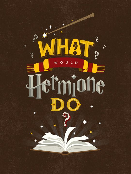 Betype - Hermione Inspiration harry potter inspo