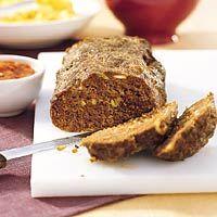 Recept - Mediterraan gehaktbrood - Allerhande