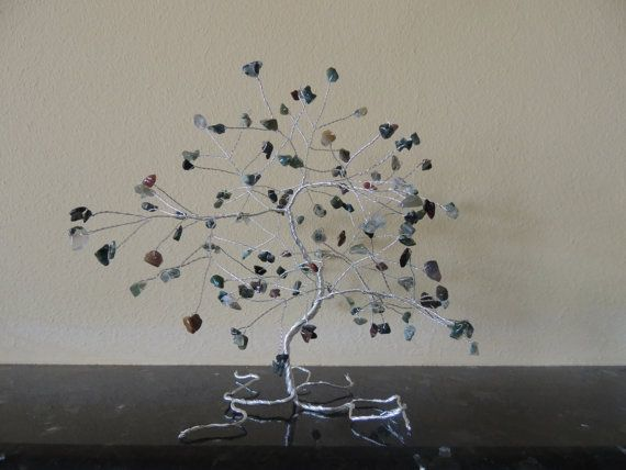 Hey, I found this really awesome Etsy listing at https://www.etsy.com/listing/235351010/indian-agate-gemstone-wire-tree