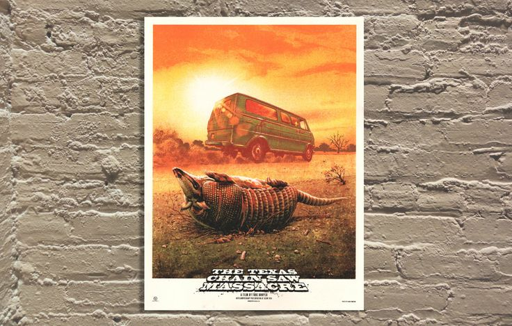 Texas Chain Saw Massacre by Jason Edmiston: Artists Operation, Texas Chains, Galeri, Exclusively Release, Jason Edmiston, Massacre Variant