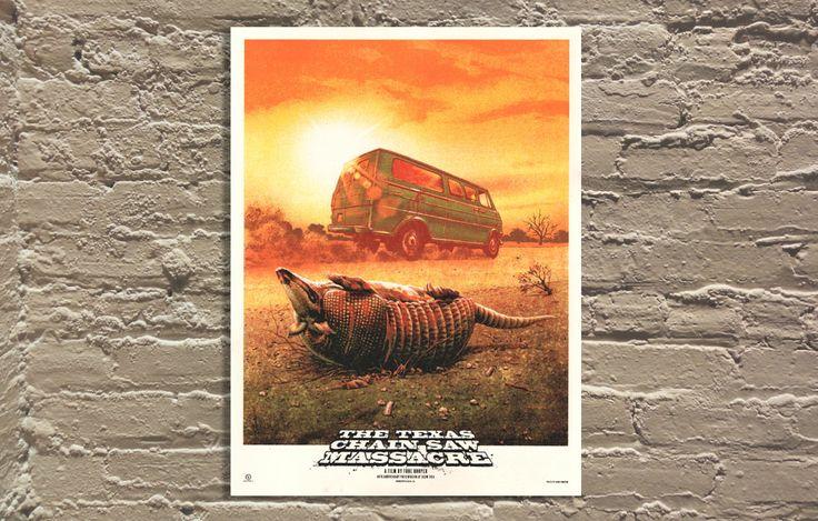 Texas Chain Saw Massacre by Jason EdmistonArtists Operation, Texas Chains, Gallery, Exclusively Release, Jason Edmiston, Massacre Variant