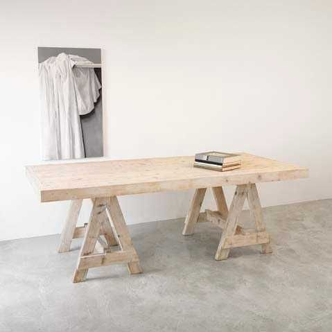 Work table from Katrin Arens