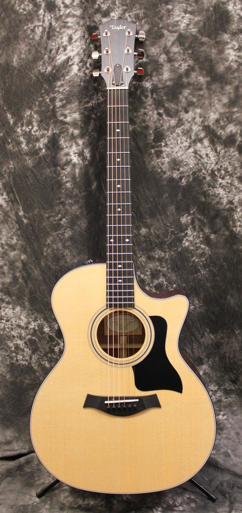 2017 Taylor 314ce Grand Auditorium ES2 Spruce Sapele Acoustic-Electric Guitar Natural w/OHSC