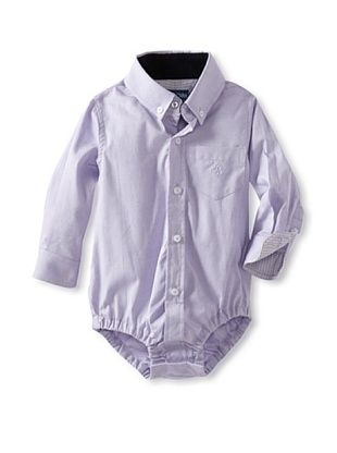 70% OFF Andy & Evan Baby Purple Heart Shirtzie (Medium Purple)