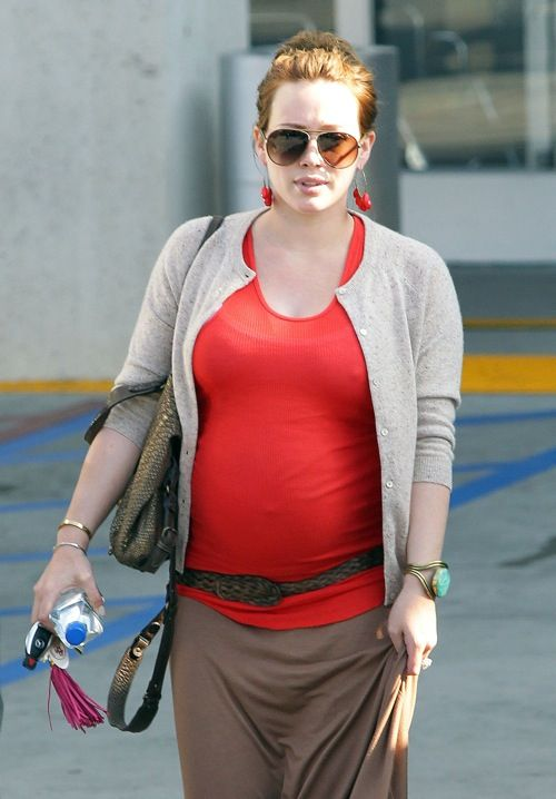 Wish I could dress like this while pregnant!! Love