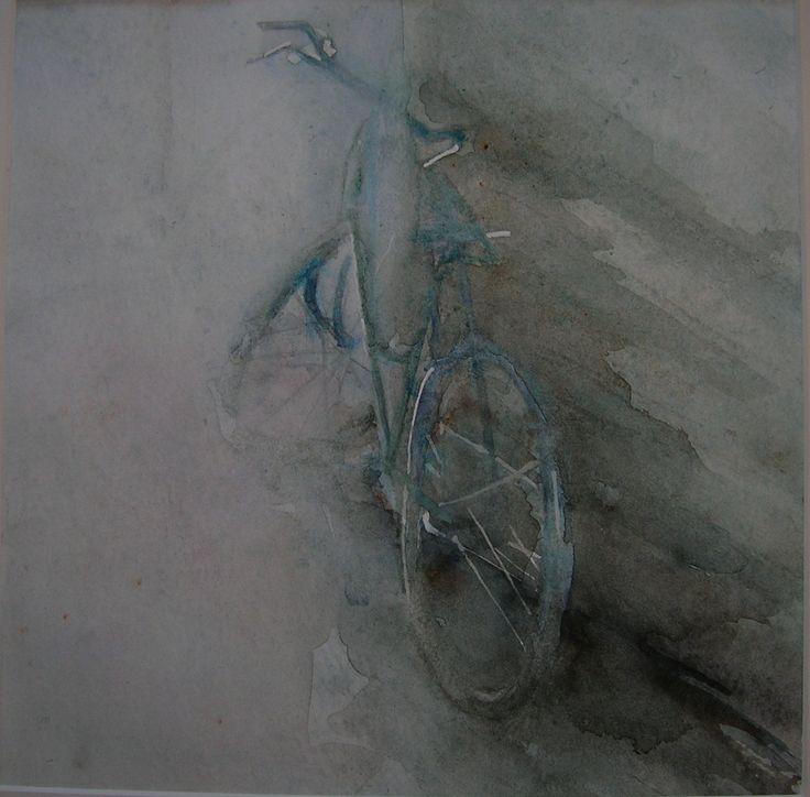 la mia vecchia bici