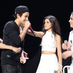 Austin Mahone, Camila Cabello Confirm Relationship, Dating ...