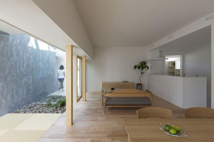 Kusatsu House,© Yuta Yamada