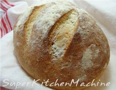 Isi's Portugese bread {Made this bread tonight, quick, easy and very yummy!! Made 2 medium loaves- we devoured one at dinner!- By Carmelina}