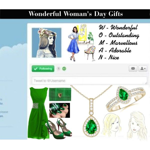 Green personifies stable and compassionate women by angarainc on Polyvore featuring Christian Louboutin and Roberto Cavalli