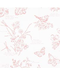 Nature Study Toile Blossom från Ralph Lauren