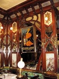 Restaurant Le Vagenende  St Germain Paris 6e - 1885