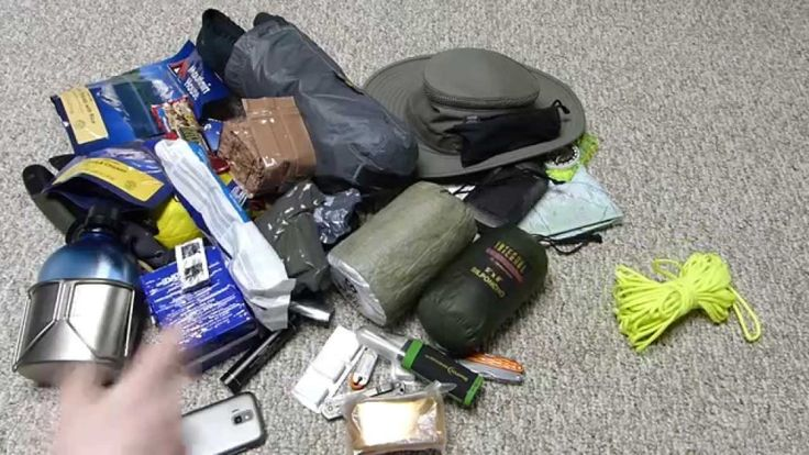 Survival gear: Essential Wilderness Survival Gear