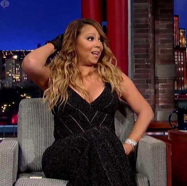 Paparazzis captan a Mariah Carey golpearse