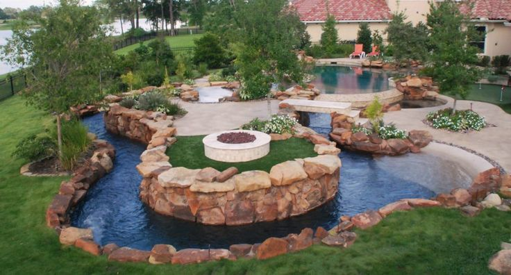 Marquise Pools - Natural and Freeform Designs