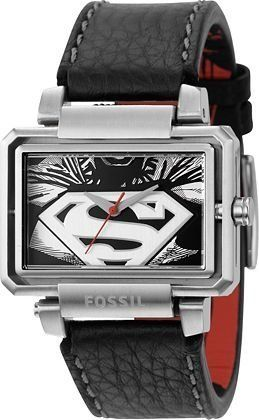 Superman Fossil might be for a man but I would totally rock this