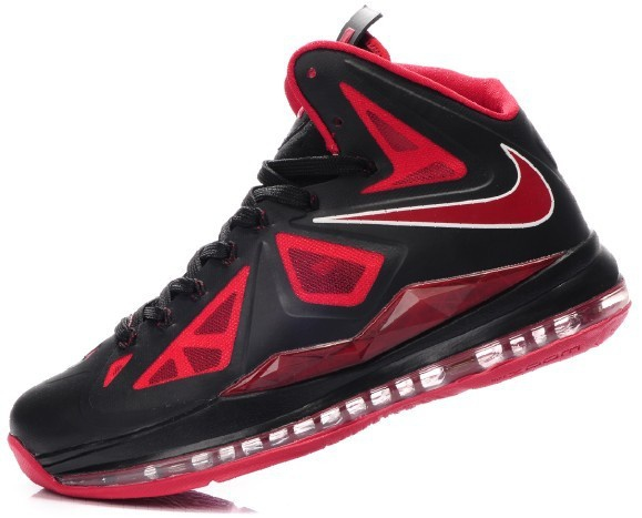I just like this Lebron Shoes 2013 Cheap For Sale Lebron James X Black Red  Bred