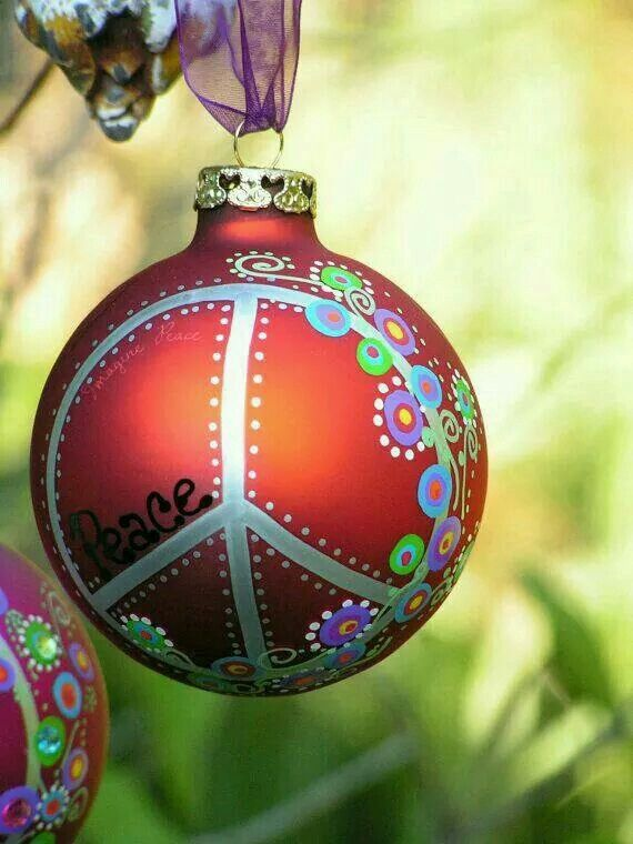 Image Result For Painted Christmas Balls Crafts