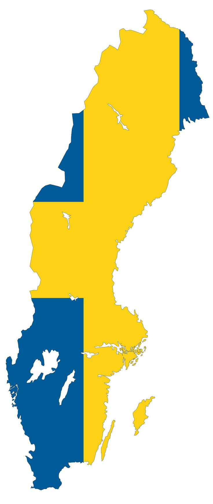 Best Sweden Flags Maps Images On Pinterest Travel Europe - Sweden maine map