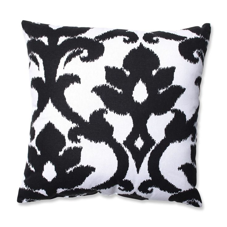 Shop Pillow Perfect 5600 Azzure Black Throw Pillow at The Mine. Browse our decorative pillows, all with free shipping and best price guaranteed.