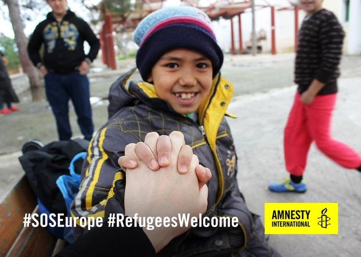 Ireland: We Welcome Refugees - Safe passage to safe haven in the EU | Amnesty International
