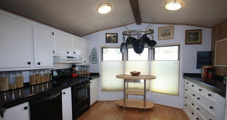 Sensational Single wide decor (kitchen)