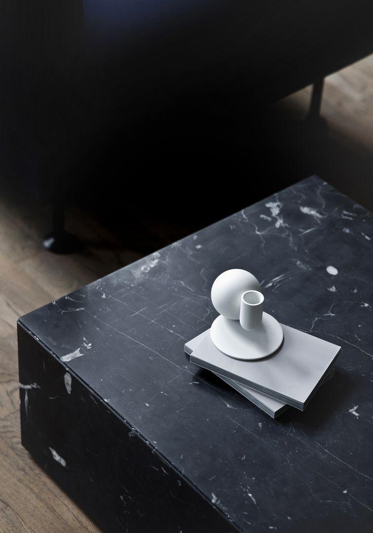 MENU, Plinth marble, Kinfolk Studio