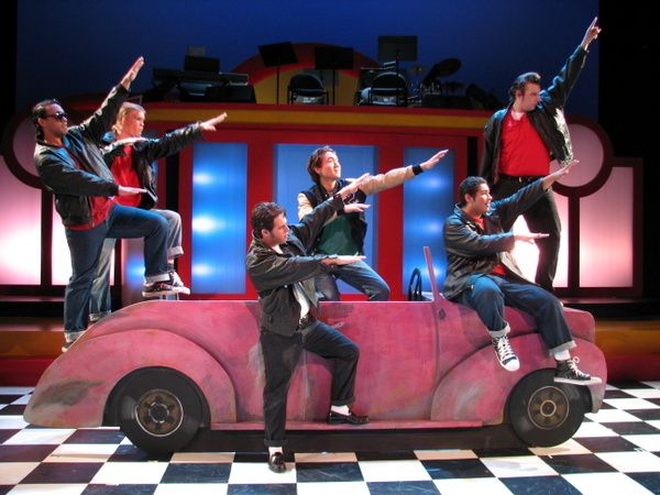 GREASE Koehn & Men's Chorus