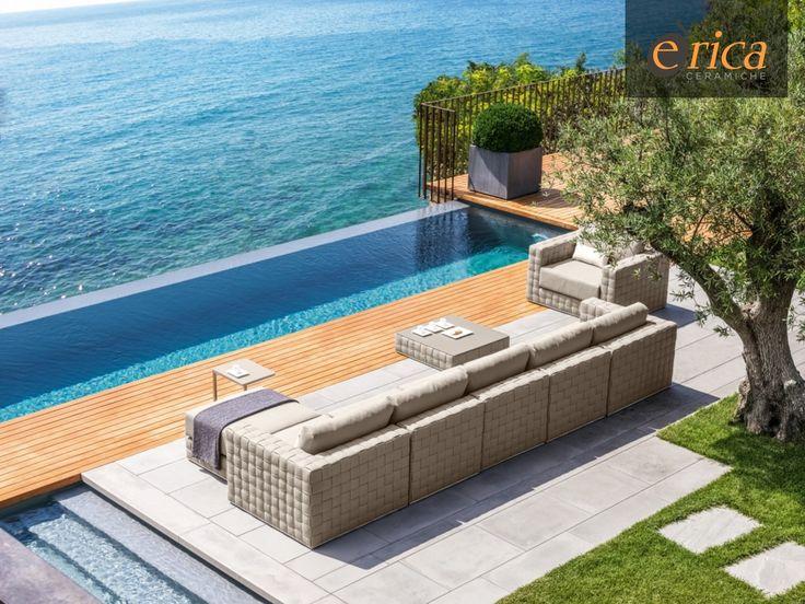 Scopri l'arredo giardino disponibile presso Erica Casa!