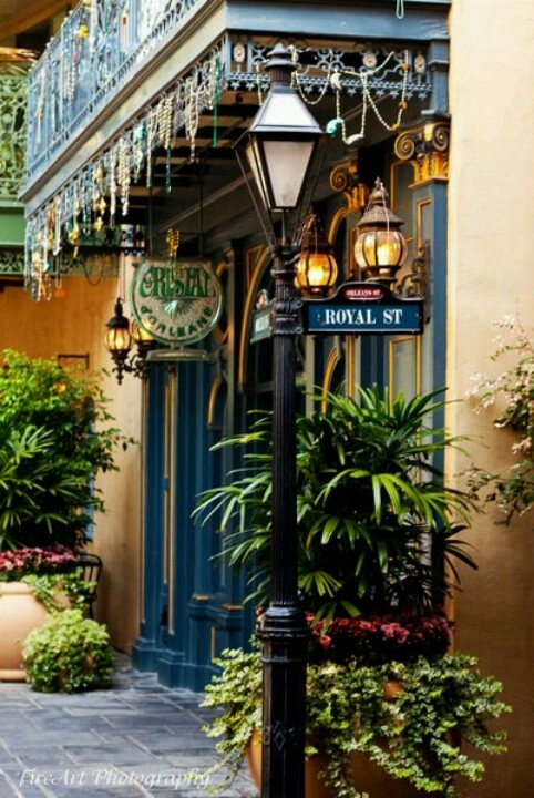 French Quarter ~ New Orleans, Louisiana