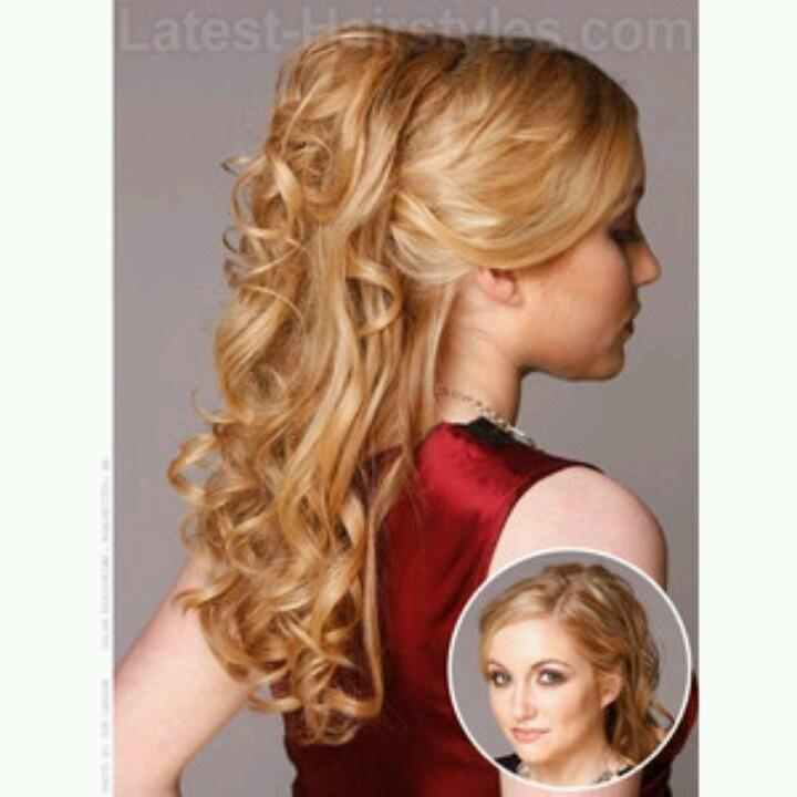 hair teen prom