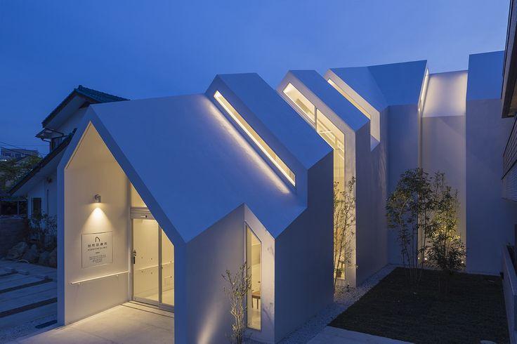 Klinik in Tokio / Japanische Barrierefreiheit - Architektur und Architekten - News / Meldungen / Nachrichten - BauNetz.de