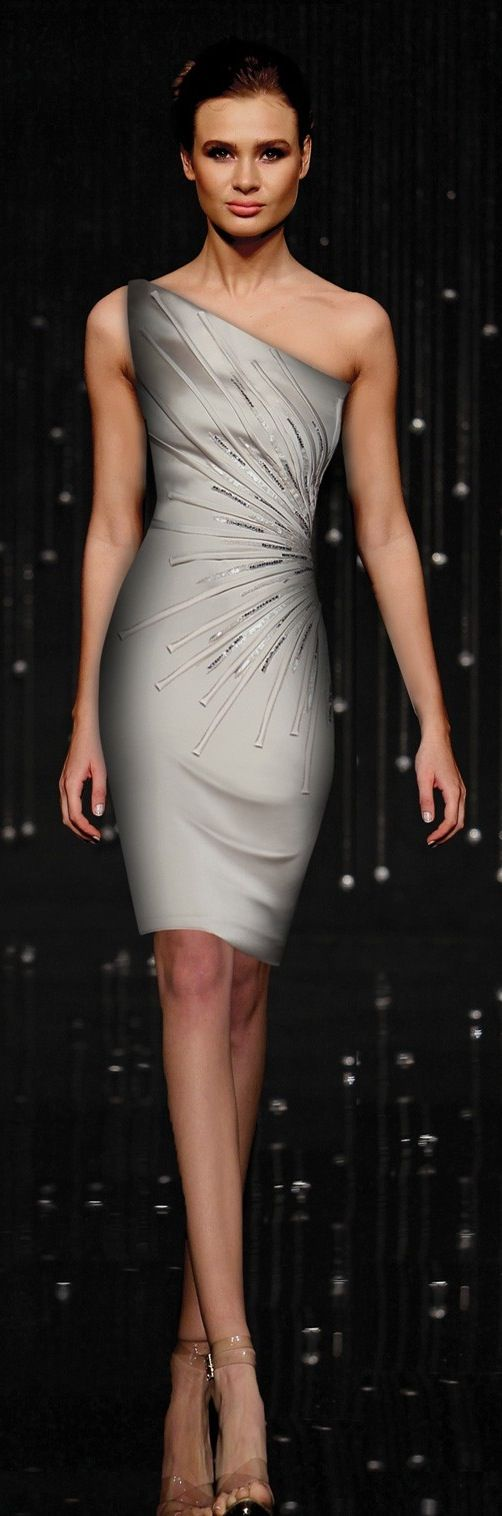 "Haute Couture »  Jean Fares ""Breeze Me"""