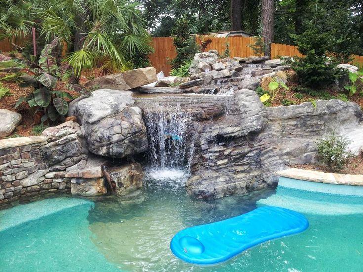 Best Backyard Pools Images On Pinterest Backyard Pools Pool