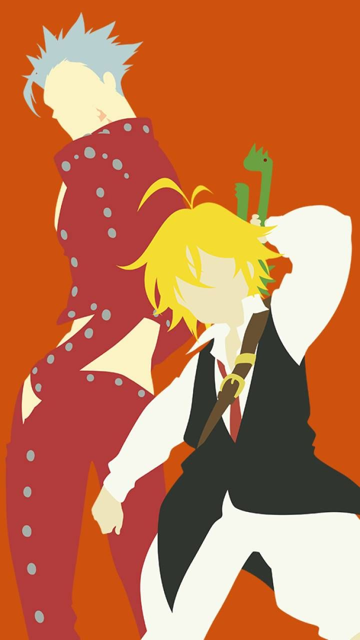 Download Meliodas And Ban Wallpaper By Dmentx F6 Free On Zedge