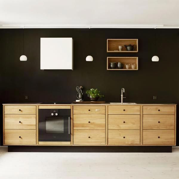 Super Cool New Kitchen From Skabrum Why Go Mainstream When This