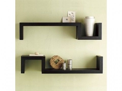 Modern Decorative Shelves