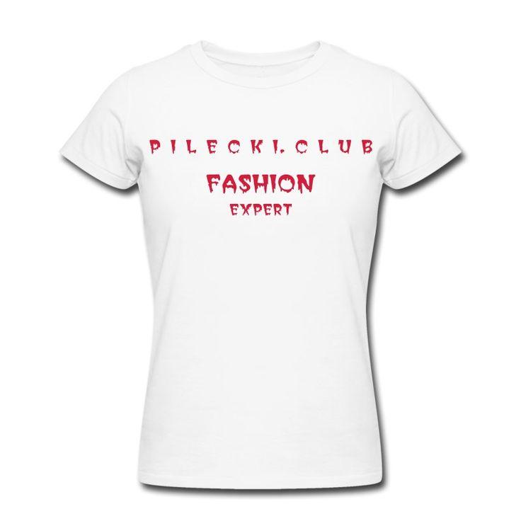 Women t-shirt Pilecki Club