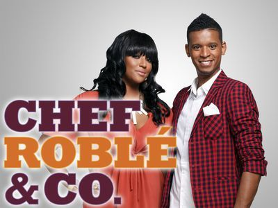 Chef Roblé & Co. TV Show~ Chef Roblé & Co. is an American reality documentary television series on Bravo that debuted December 4, 2011. The series chronicles the life of celebrity chef Roblé Ali and his attempt to launch a high-end catering company in New York City with his older sister, Jasmine. It was announced in April 2013 that the series has been renewed for a second season, which debuted June 5, 2013.